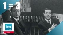 Un égal trois : Emission du 30 janvier 1964 - Archive INA