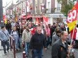 Beauvais: Forte mobilisation des syndicats ce mardi