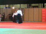 AIKIDO : DEMONSTRATION A MONTPELLIER 2010