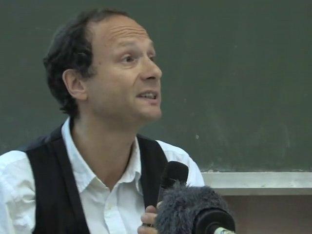 Économistes atterrés: Frédéric Lordon