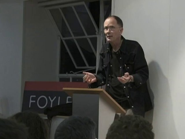 William Gibson Q&A at Foyles