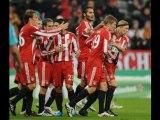 Bayern Munich 3-2 CFR Cluj Two own goals, Gomez scored