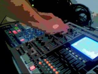 Xa (Minimal Techno) DJ Galactic