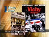 Wanda Vulliez : Vichy la fin d'une époque - vichy 1940/1944