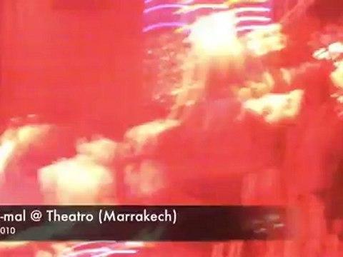 DJ K-MAL @ THEATRO (MARRAKECH)