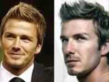 David Beckham & His Ever-Changing Hairstyles