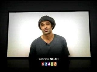 Yannick Noah en soutien aux otages en Afghanistan