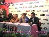 Open LFB 2010 : Basket Landes - Villeneuve d'Ascq