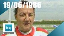 20h Antenne2 du 19 juin 1986 - Mort de Coluche | Archive INA