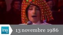 20h Antenne 2 du 13 novembre 1986 - Mort de Thierry Le Luron - Archive INA