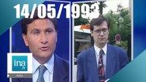 20h France 2 du 14 mai 1993 - Prise d'otage à Neuilly - Archive INA