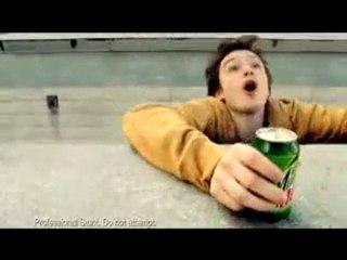 Chuck Norris - Pub Mountain Dew