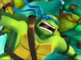 """Tortues Ninja 2003 """"Back to the sewer"""" Saison 7 Generique"""