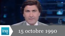 19/20 : EMISSION DU 15 OCTOBRE 1990