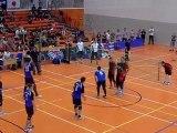 Indiaca: Championnats du Monde Luxembourg Allemagne hommes