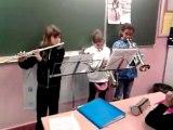 classe orchestre saint Malo