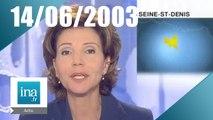20h France 2 du 14 Juin 2003 - Dernier vol de Concorde | Archive INA