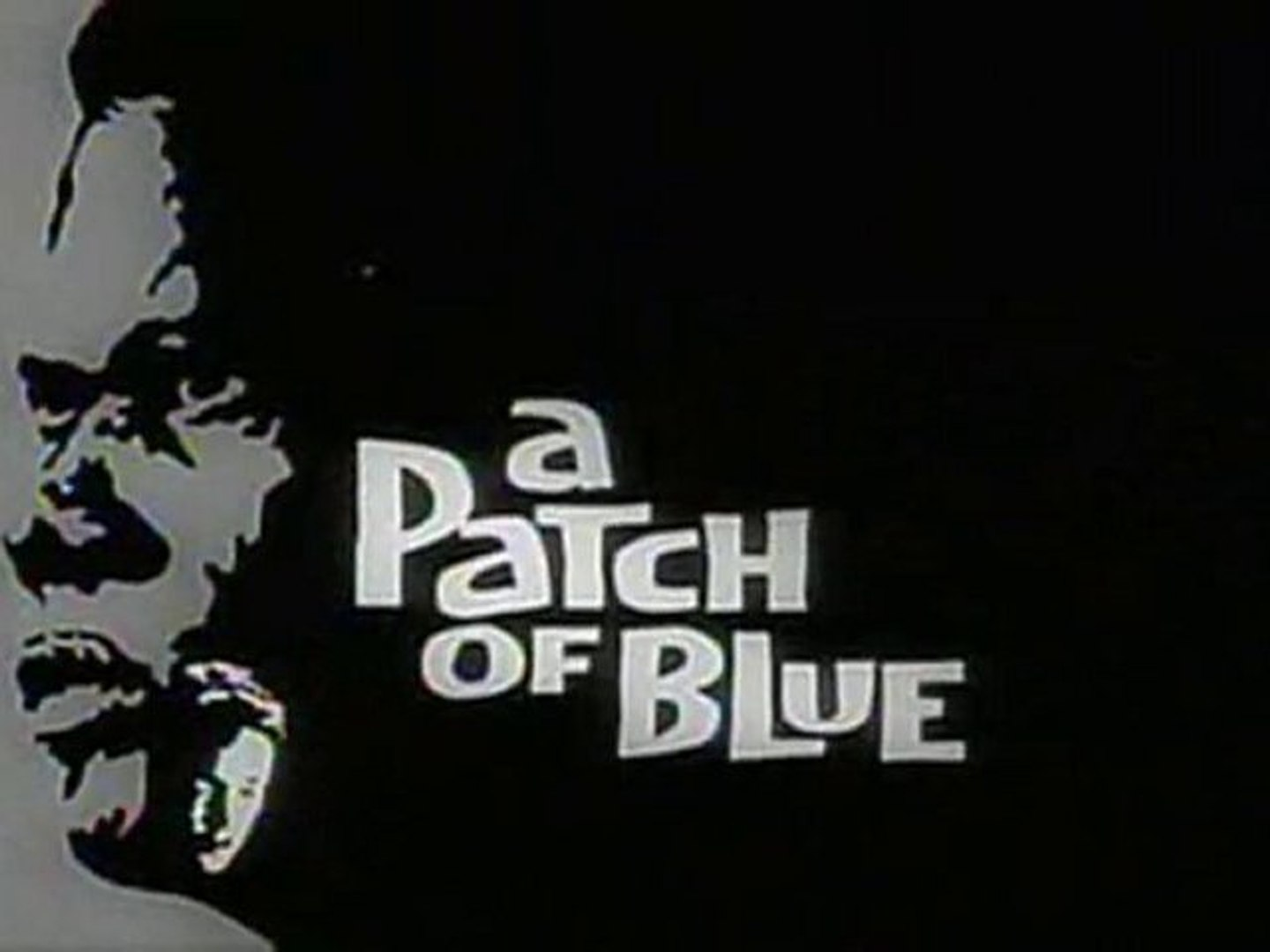 A PATCH OF BLUE (1965) Trailer