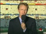 France 98 ambiance avant la 1/2 finale JT France 2 20H 8 JUILLET 1998 - Archive vidéo INA
