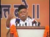 RSS-Chief Mohan Bhagwat: Part-2: Vijayadashami, Oct 17, 2010
