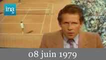 20h Antenne 2 du 08 juin 1979 - Archive INA