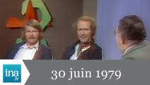 20h Antenne 2 du 30 juin 1979 - Eugène Riguidel et Gilles Gahinet - Archive INA