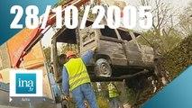 20h France 2 du 28 Octobre 2005 - Emeutes à Clichy-Sous-Bois   Archive INA