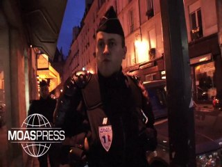 FRANCE : entrave a la liberté de la presse