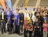 AGDE - 2010 - Les trophées du sports 2010 ont été remis aux sportifs agathois