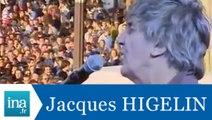 Jacques Higelin à la Fête de la Musique 99 - Archive INA