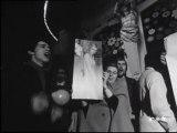 Manifestation de l'Armée du Salut contre la comédie musicale Hair