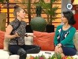 Edith González en Ventaneando con Paty Chapoy