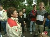 Réfugiés clandestins kosovars / Calais