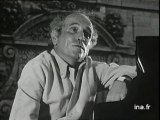 Léo Ferré au théâtre du Marais - Archive vidéo INA