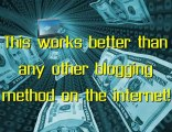 BLOG : Blogs right here! Money for Blog Tips & Guide!