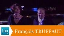 François Truffaut, la Nuit des Cesar 1984 - Archive INA
