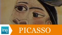Picasso exposé à Paris dans le Marais - Archive vidéo INA