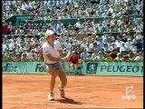 [Roland Garros 2003 : victoire de Justine Hénin en finale dames]