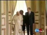 Jean-Paul II aux JMJ 1997 à Paris - Archive INA