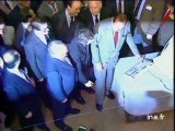 Jacques Chirac : inauguration école ingénieurs