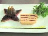 Ventoux Gourmand - Terrine de foie gras de canard aux figues