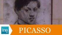 Les carnets inédits de Picasso exposés à Paris - Archive INA