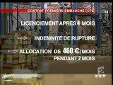Lancement du CPE, nouvelle mesure Villepin pour l'emploi des jeunes