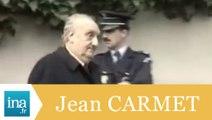 Jean Carmet est mort - Archive INA