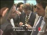 Le Crédit Lyonnais demande 450 millions à Bernard Tapie - Archive vidéo INA