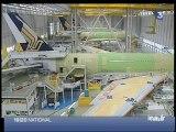 [Inquiétude pour EADS et sa filiale Airbus]