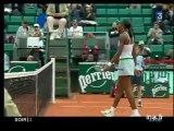 Roland Garros / La n°3 mondiale A. Mauresmo éliminée n'ira pas en demi finale