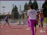 Athlétisme : portrait de Marie José PEREC