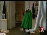 Exposition de collections d'Yves Saint Laurent - Archive INA