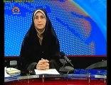 Sahar Urdu TV News October 25 2010 Tehran Iran